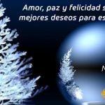 Amor, paz y felicidad son nuestros mejores deseos para esta Navidad 2018 !!