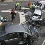 ¿Cómo actuar ante un accidente de tráfico?